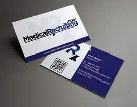 #34 untuk Design some high end Business Cards for Recruiting Company. oleh princevtla