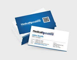 #27 untuk Design some high end Business Cards for Recruiting Company. oleh dawidurbanski