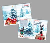 Graphic Design Konkurrenceindlæg #4 for Design a 5x7 Christmas Card for Southeast German Shepherd Rescue