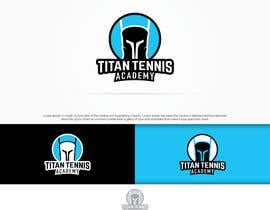 DaimDesigns tarafından Titan Tennis Academy Logo and Branding için no 28