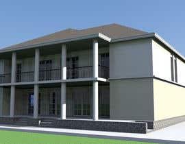 Nro 3 kilpailuun Design of double storey house in Ireland käyttäjältä mediatenerife