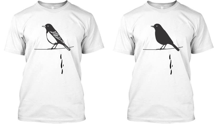Penyertaan Peraduan #                                        31                                      untuk                                         Design a bird t-shirt