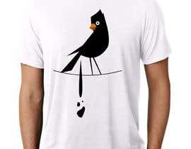 #19 untuk Design a bird t-shirt oleh gh30rgh3