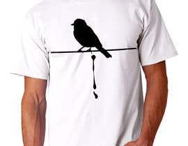 #40 untuk Design a bird t-shirt oleh RedHotIceCold