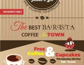 Nro 30 kilpailuun Free Coffee and Cupcakes! käyttäjältä simplykreativee