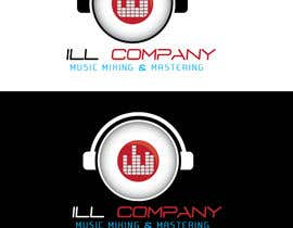 #6 para Design a Logo for ILL COMPANY/ILL CO. Music Mixing & Mastering por utrejak