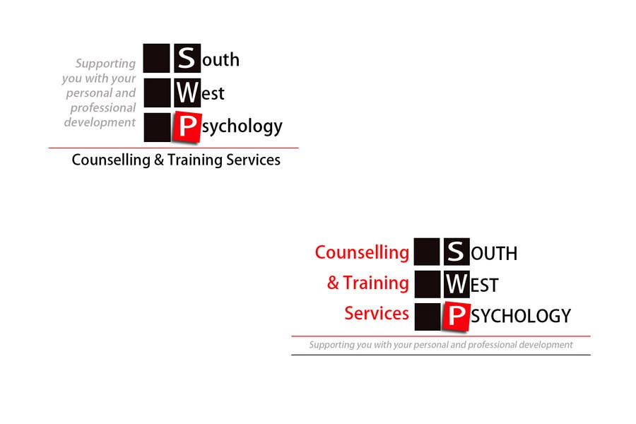 Contest Entry #46 for Logo Design for South West Psychology, Counselling & Training Services