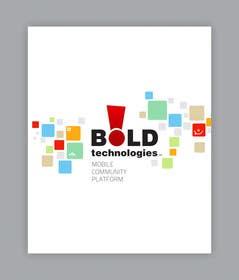#20 for Design a Brochure for BOLD! Mobile Community Platform by sanjiban