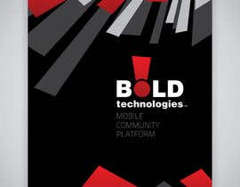 #27 untuk Design a Brochure for BOLD! Mobile Community Platform oleh sanjiban