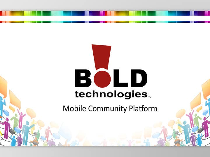 #34 for Design a Brochure for BOLD! Mobile Community Platform by nikocutemonster