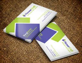 #206 for Business Card Design by midget