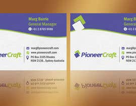 #216 for Business Card Design af linokvarghese
