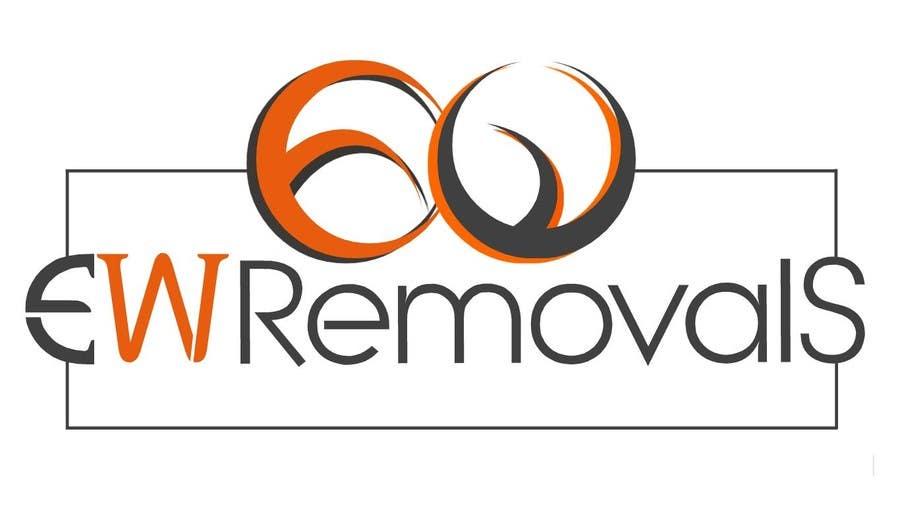 Kilpailutyö #92 kilpailussa Design a Logo for EW Removals
