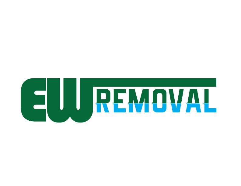 Kilpailutyö #4 kilpailussa Design a Logo for EW Removals