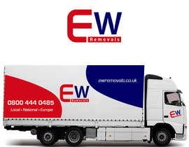#102 for Design a Logo for EW Removals by thejavith