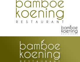 #164 for Design a Logo for a restaurant in bali with unique structure af Mechaion