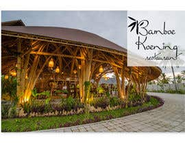 nº 80 pour Design a Logo for a restaurant in bali with unique structure par marianavelloso