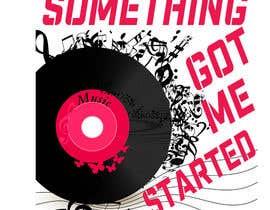 Nro 54 kilpailuun 'Something Got Me Started' music band logo käyttäjältä ahmedkabary2010