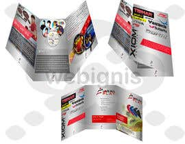 nº 6 pour Design a Brochure for a sports company par anusachu