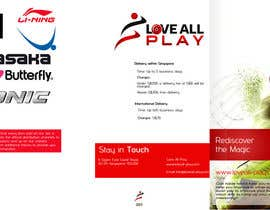 #9 cho Design a Brochure for a sports company bởi anusachu
