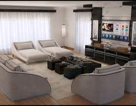 leoficz tarafından design and render a living room ! için no 10