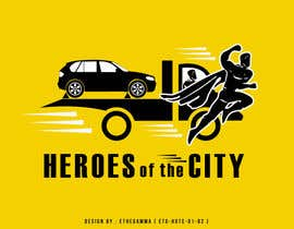#29 for Heroes of the city by ethegamma