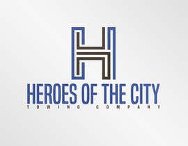 #18 for Heroes of the city by RedHotIceCold