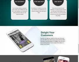 Nro 4 kilpailuun Landing Page for Snapchat Filter Design käyttäjältä Creosol