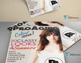 bigsoftwares tarafından Creation of a logo for a proaging magazine için no 144