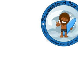 abdennacer00 tarafından Illustrate logo for Surf Company için no 2