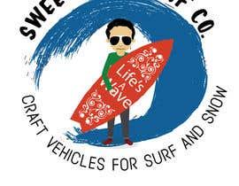 beenapahwa tarafından Illustrate logo for Surf Company için no 10