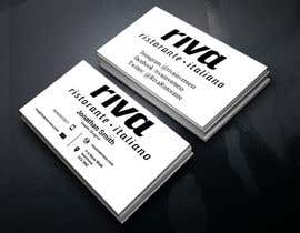 Nro 2 kilpailuun Design a restaurant business card käyttäjältä sanjoypl15