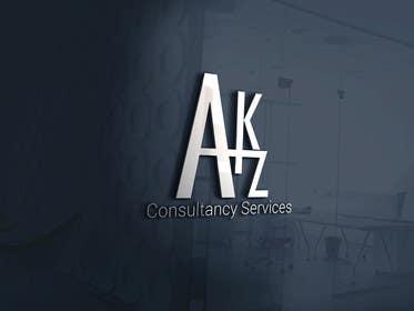 RScreative1 tarafından Design a logo: Company name: AKZ Consultancy Services için no 18