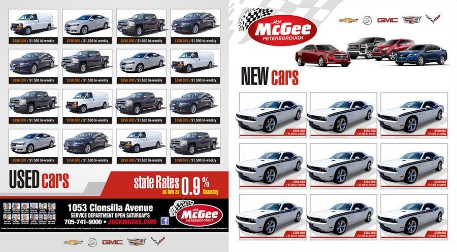 Kilpailutyö #21 kilpailussa Design an Advertisement