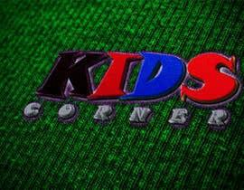 monirbmda tarafından Develop a Logo for Kids Clothing Shop ( Kids Corner ) için no 33