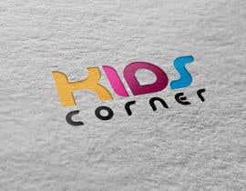 monirbmda tarafından Develop a Logo for Kids Clothing Shop ( Kids Corner ) için no 53
