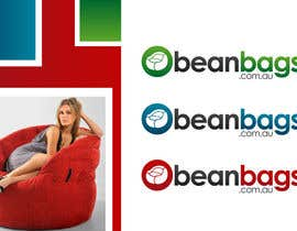 #103 para Logo Design for Beanbags.com.au and also www.beanbag.com.au (we are after two different ones) por Grupof5