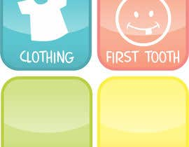 #7 for Draw a set of 42 simple icons for an iphone app af lendula