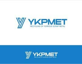 #705 for Redesign a Logo for the steel company UkrMet af timedsgn