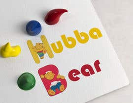 muskaannadaf tarafından Logo for Baby products brand called Hubba Bear için no 30