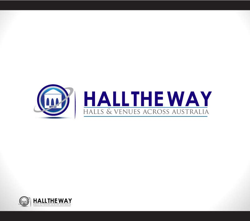 Contest Entry #441 for Logo Design for Hall The Way