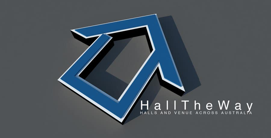Proposition n°                                        423                                      du concours                                         Logo Design for Hall The Way