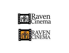Nro 22 kilpailuun Ravencinema Logo Design käyttäjältä nhussain7024