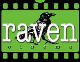Nro 9 kilpailuun Ravencinema Logo Design käyttäjältä harondugan