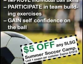 fconstantin89 tarafından Design an Advertisement for soccer camp için no 1