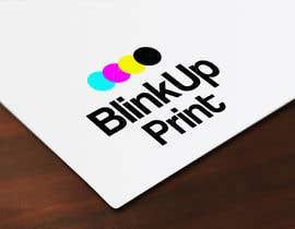 Nro 9 kilpailuun Print logo design käyttäjältä teoantonescu