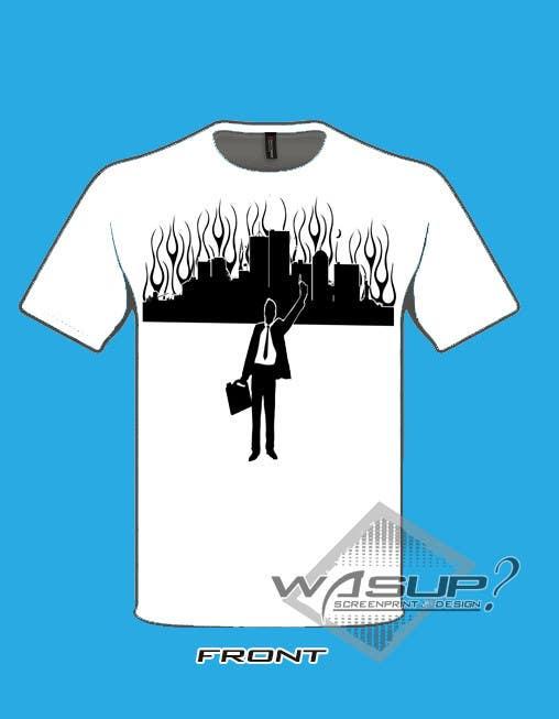 Kilpailutyö #3 kilpailussa Design a T-Shirt
