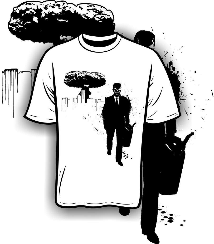 Contest Entry #12 for Design a T-Shirt