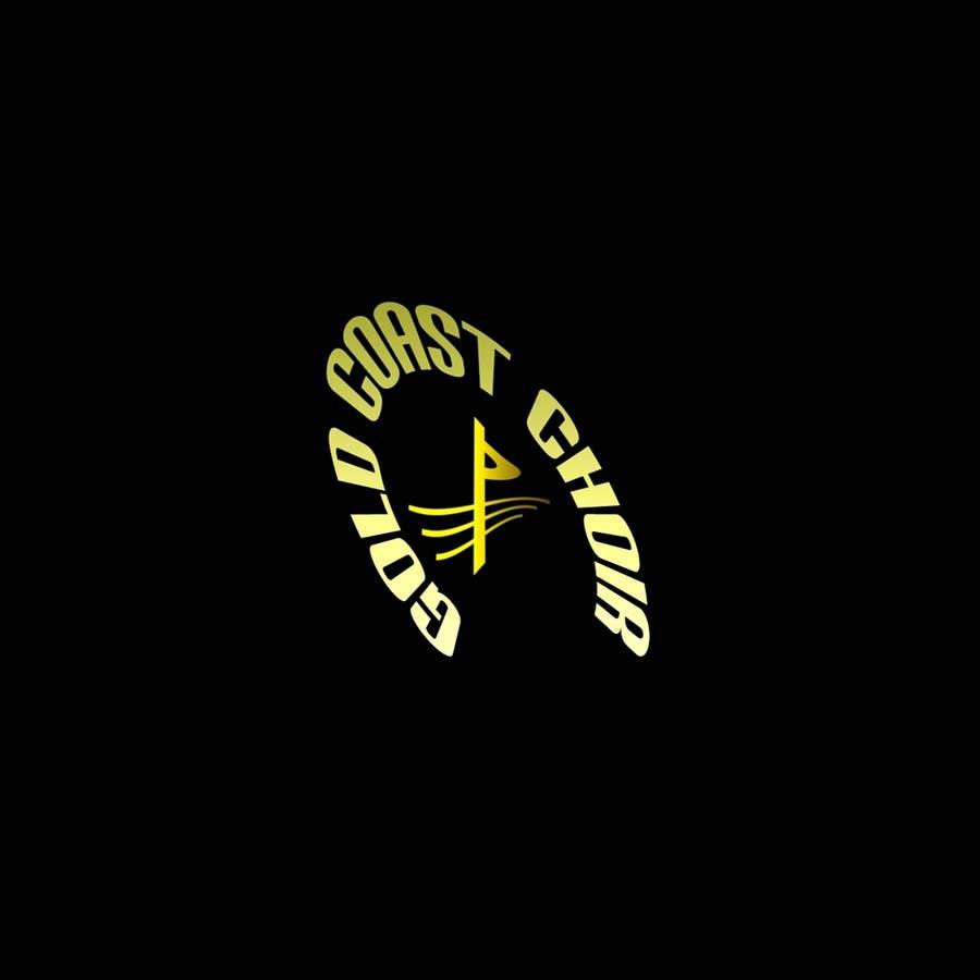Kilpailutyö #361 kilpailussa Logo Design for Gold Coast Choir