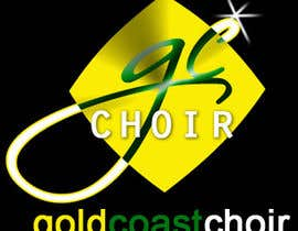 #290 pentru Logo Design for Gold Coast Choir de către bhetzkie
